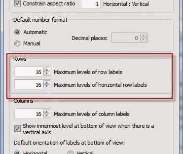 More than 16 dimension in Tableau: Quick tip